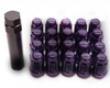 Mackin Industries Muteki Close M12x1.25 Purple