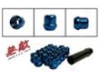 Mackin Industries Muteki Open M12x1.50 Blue