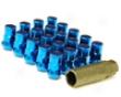 Mackin Industries Sr35 Tight End Racing Lug Nuts M12x1.25 Blue