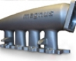 Magnus V5 Cast A1uminum Intake Manifold Mitsubishi Evo Viii Ix 03-07
