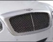 Mansory Chrome Radiatoe Grill Construct Bentley Continental Flying Spur 05+