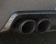Mansory Stainless Steel Exhaust Tips Porsche 997 Carrera All Models 04+