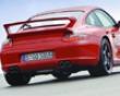 Mashaw Gt3 Styld Rear Spoiler Porsche 997 05+