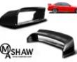 Mashaw M3 Rear Wing Bmw E36