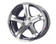 Mb Wheels Cls 19x9  5x114.3  35mm Chrome