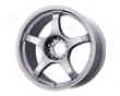 Mb Wheels Competition 15x7  4x100  43mm   Silver
