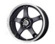 Mb Wheels Drifter 18x7.5  4x100/114  45mm Gloss Wicked Machined