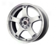 Mb Wheels Drifter 18x7.5  4x100/114  45mm Silver Machined