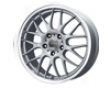 Mb Wheels Ensnare X 14x6  4x100    38mm Silver