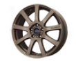 Mb Wheels Speed 15x6.5  4x100  35mm Matte Bronze