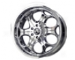 Mb Wheels Yuma 20x8.5  6x135    35mm Chrome