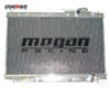 Megan Racinv Aluminum Radiator Honda Civic Mt 01-05