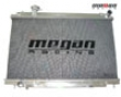 Megan Racing Aluminum Radiator Nissan 350z Mt 03-06