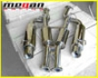 Megan Racing Cat Hinder part Exhaust Nissan 300zx  90-96