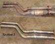 Meisterschaft Section 1 Piping Bmw E46 M3 01-05