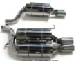 Meisterschaft Sus Gt Racing Performance Exhaust Bmw E63/64 M6 05+