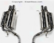 Meisterschaft Sus Gt Racing Performance Exhaust Bmw E39 M5 V8 Sedan 99-03