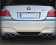 Meisterschaft Sus Touring High Performance Exhaust Bmw E60 M5 V10 Sedan 05+