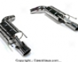 Meisterschaft Sus Touring High Performance Exhaust Mercedes C300 V6 Sedan 08+
