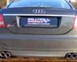 Milltek Catback Exhasut Audi S6 5.2 V10 Quattro C6 06+