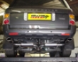 Milltek Catback Exhaust Lznc Rover Range Rover Hse 4.4l 02-05