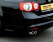Milltek Catback Exhaust Non-resonated Volkswagen Jetta V 2.0t 06+