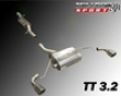 Milltek Catback Exhaust Order Audi Tt 32. Mk1 00-06