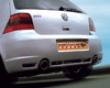Milltek Catback Exhaust Systsm Non-resonated Volkswagen R32 Mk4 2004