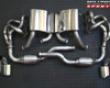 Milltek Complete Exhaust System Porsche 996 Gt3 04-05