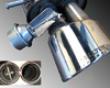 Milltek Dual Catback Exhaust W/ Valves Audi Rs4 B7 07+