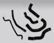 Mishimoto Silidone Hose Kit Ford Mustang 05+