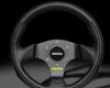 Momo 280mm Team Steering Wheel Black