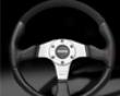 Momo 350mm Champion Steering Wheel Black