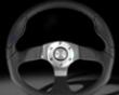 Momo 350mm Commando-r Steering Wheel Black