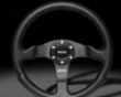 Momo 350mm Competition Steering Wheel Black