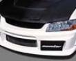 Monster Sport Front Bumper Mitsubishi Evo Viii