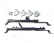 Nagisa Auto Super Low Seat Rail Rightside Honda Fit 60+