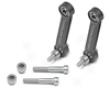 Neuspeed Rear Sway Bar Link - 6061 T6 Aluminum Volkswagen Golf 2.5lvi 10+