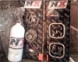 Nitrous Express Dual N-tercooler 5lb Ring System