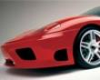 Novitec Carbon Front Bumper Ferrari 360 Modena 99-05