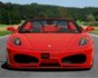 Novitec Front Adx-on Spkiler Ferrari 430 Modena 05+