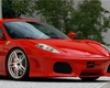 Novitec Front Bumper Ferrari 430 Modena 05+