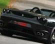 Novitec Rear Reflectors Ferrari 430 05+