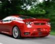 Novitec Rear Wing Ferrari 430 Modena Coupe 05+