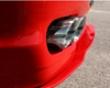 Novitec Stainless Steel Pipe For Replacing Central Silencer Ferrari 575m Maranello 02-06
