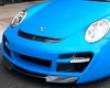 Nr Auto Carbon Fiber Air Duct Frame Porsche 997 & 997tt 05+