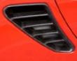 Nr Auto Carbon Fiber Air Intake Inserts Porsche Boxster 987 05+