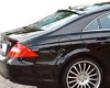 Nr Auto L Sfyle Roof Spliler Mercedes Cls Class 219 04+