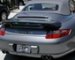 Nr Auto Ta Style Type Iii Rear Wing Porsche 997 05+