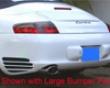 Nr Auto Turbo Style Rear B8mper Porsche 996 99-04